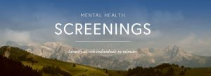 depression screenings